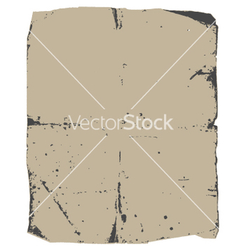 Free vintage writing paper vector - бесплатный vector #270329