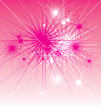 Free star burst background vector - vector #270419 gratis