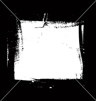 Free grunge frame vector - Free vector #271319