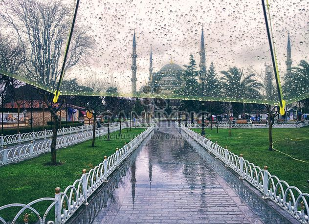 rainy day in Istanbul - Free image #272329