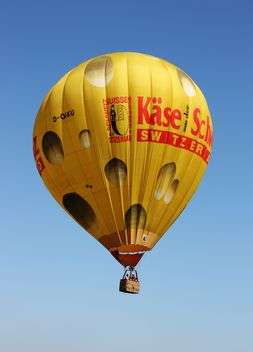 Hot air balloon - Kostenloses image #272599