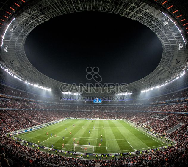 Donbass arena - Free image #273749