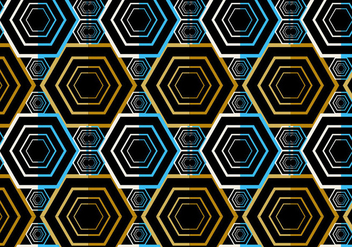Dark seamless vector pattern - бесплатный vector #274099