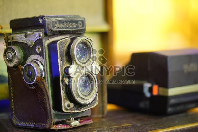 camera Old Yashica - image gratuit #274809