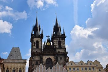 Prague cathedral - image gratuit #274839