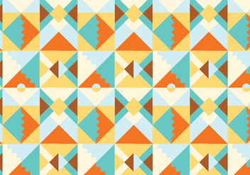 Abstract desert colored pattern background - Free vector #275179