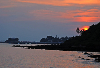 Goa Sunset - image gratuit #279159