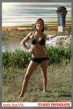 Loretta in the Black Bikini - Kostenloses image #279599