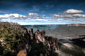 back to the blue mountains - бесплатный image #279619