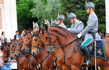 Military parade of 2 June in Rome ... - Kostenloses image #279949