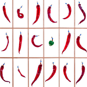 Even More Chillies - image gratuit #284499
