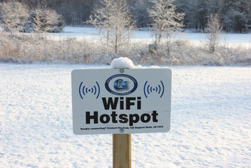 my wifi hotspot is cooler than yours - Kostenloses image #284749