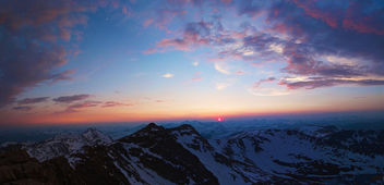 Mt. Evans Sunset - Free image #285179