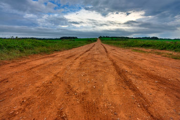 PEI Country Road - HDR - image #286749 gratis