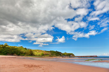 Waterfoot Beach - HDR - Free image #287689