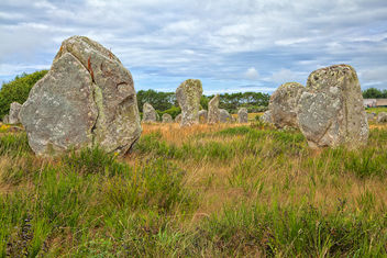 Carnac Stones - HDR - Kostenloses image #290659