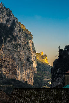The Ziro's tower, Amalfi, Italy - бесплатный image #291239