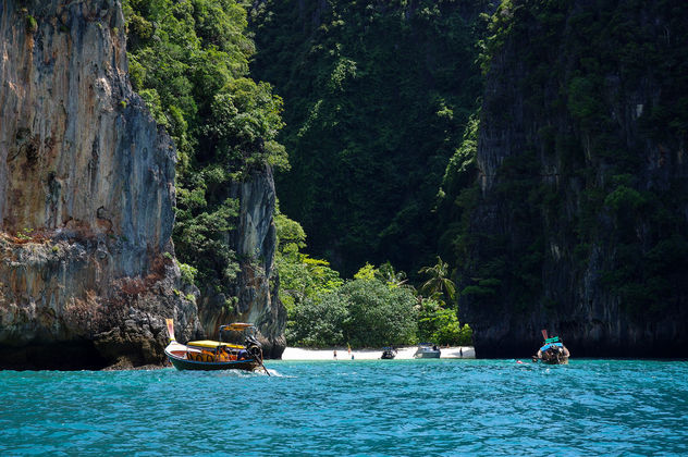 another day in paradise Iii (Koh Phi Phi) - Free image #291519