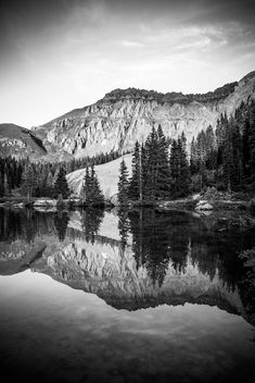 Alta Lakes Reflection - Free image #293289