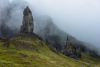 Old man of Storr - Free image #293849