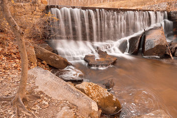 Rustic Rock Run Falls - Free image #295129