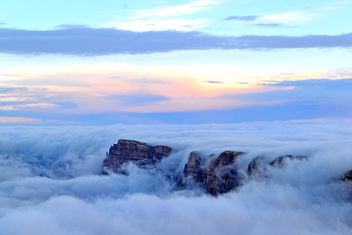 Grand Canyon National Park: 2014 Total Inversion 0144 - image gratuit #295309