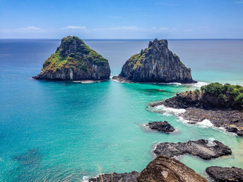 Fernando de Noronha Island - two brothers - Free image #298959