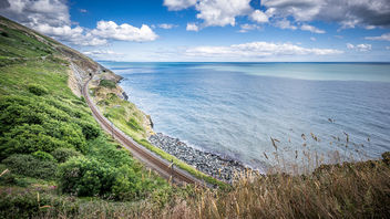 From Bray to Greystones - Ireland - Landscape photography - Kostenloses image #299569