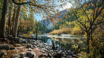 Yosemite national park - California, United States - Landscape photography - бесплатный image #299679