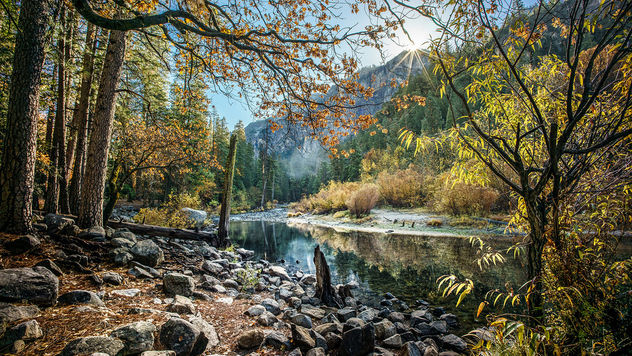 Yosemite national park - California, United States - Landscape photography - image #299679 gratis