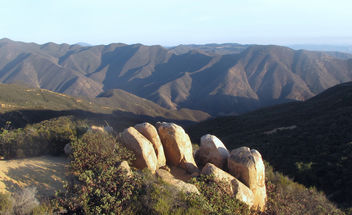 Cleveland National Forest Boulders - Free image #299899