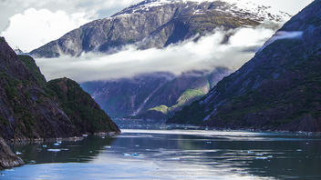 Tracy Arm Fjord Entry - Alaska - image #301089 gratis