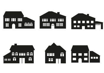 Free House Architecture Vector - Kostenloses vector #302709