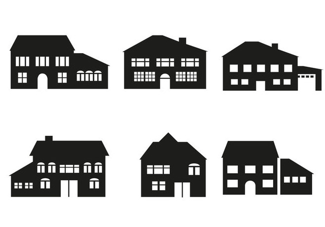 Free House Architecture Vector - Free vector #302709