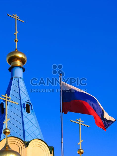 Cathedral of the Annunciation and Monument of Nikolay Muravyov-Amursky and Saint Innocent of Alaska and Siberia - Free image #302789