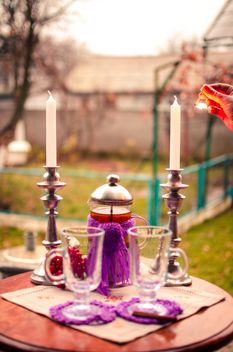 warm tea with cinnamon - бесплатный image #302949