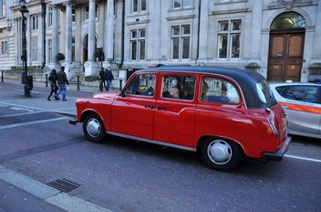 London cab - image gratuit #303999
