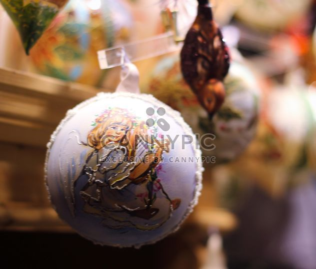 Christmas room decoration - Free image #304719