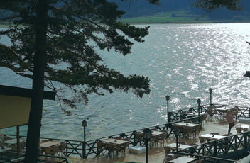 Turkey (Bolu) Evening at Abant Lake - Kostenloses image #305279