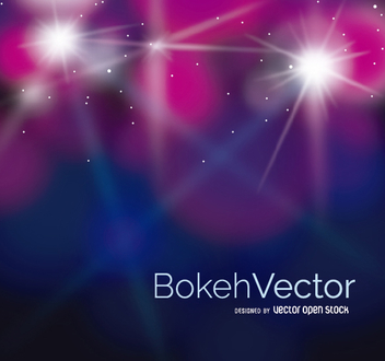 Background shiny lights - vector gratuit #305669
