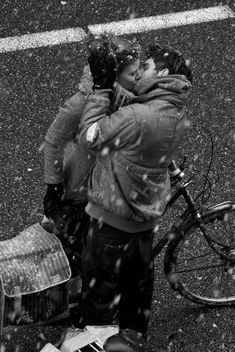 Snow kiss - Free image #308249