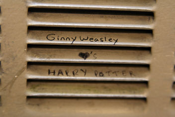 Ginny Weasley loves Harry Potter - image #308489 gratis