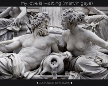 My love is waiting (MARVIN GAYE) - image gratuit #308829