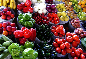 Produce Market, Airline Dr., Houston, Texas 0811091717 - Free image #309229