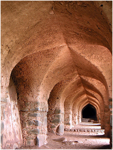 aisle to the darkness, mandu - Free image #309619
