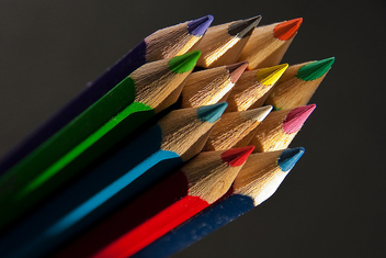 Colour Pencils-3 - Kostenloses image #309869
