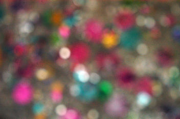 colorful bokeh abstract texture - image gratuit #310799