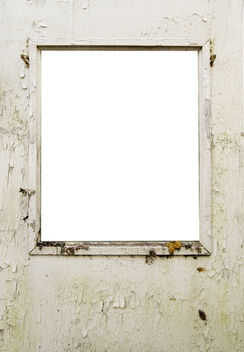 teXture - Crackled Door & Window Frame - Kostenloses image #312319