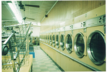 Laundry mat - Kostenloses image #313039