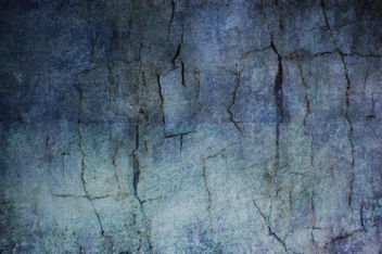 blue paintcracks - free to use TEX - Free image #313679